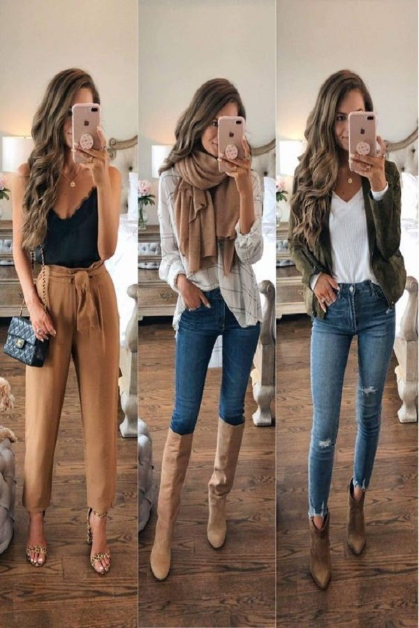 daily occasion outfits