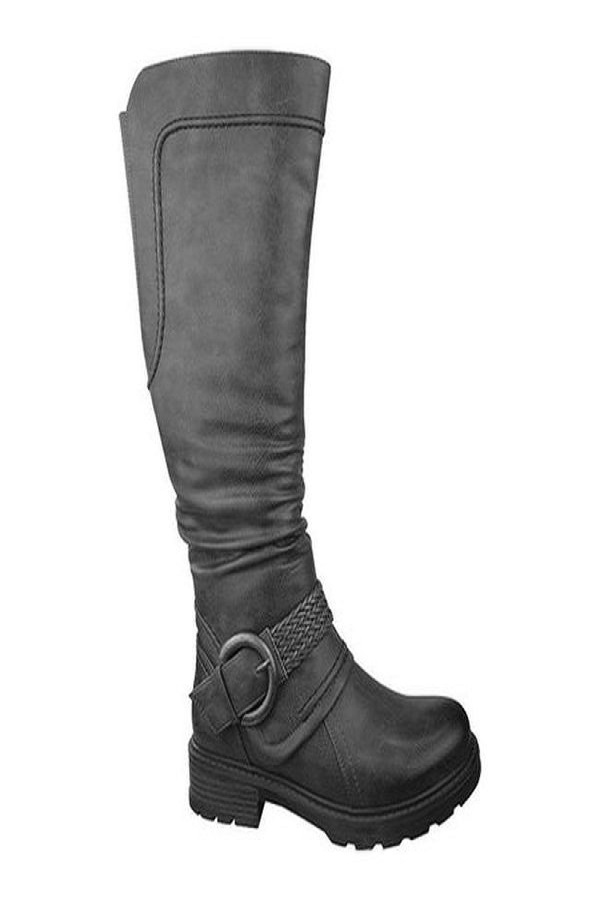 Women Wide Calf Boots