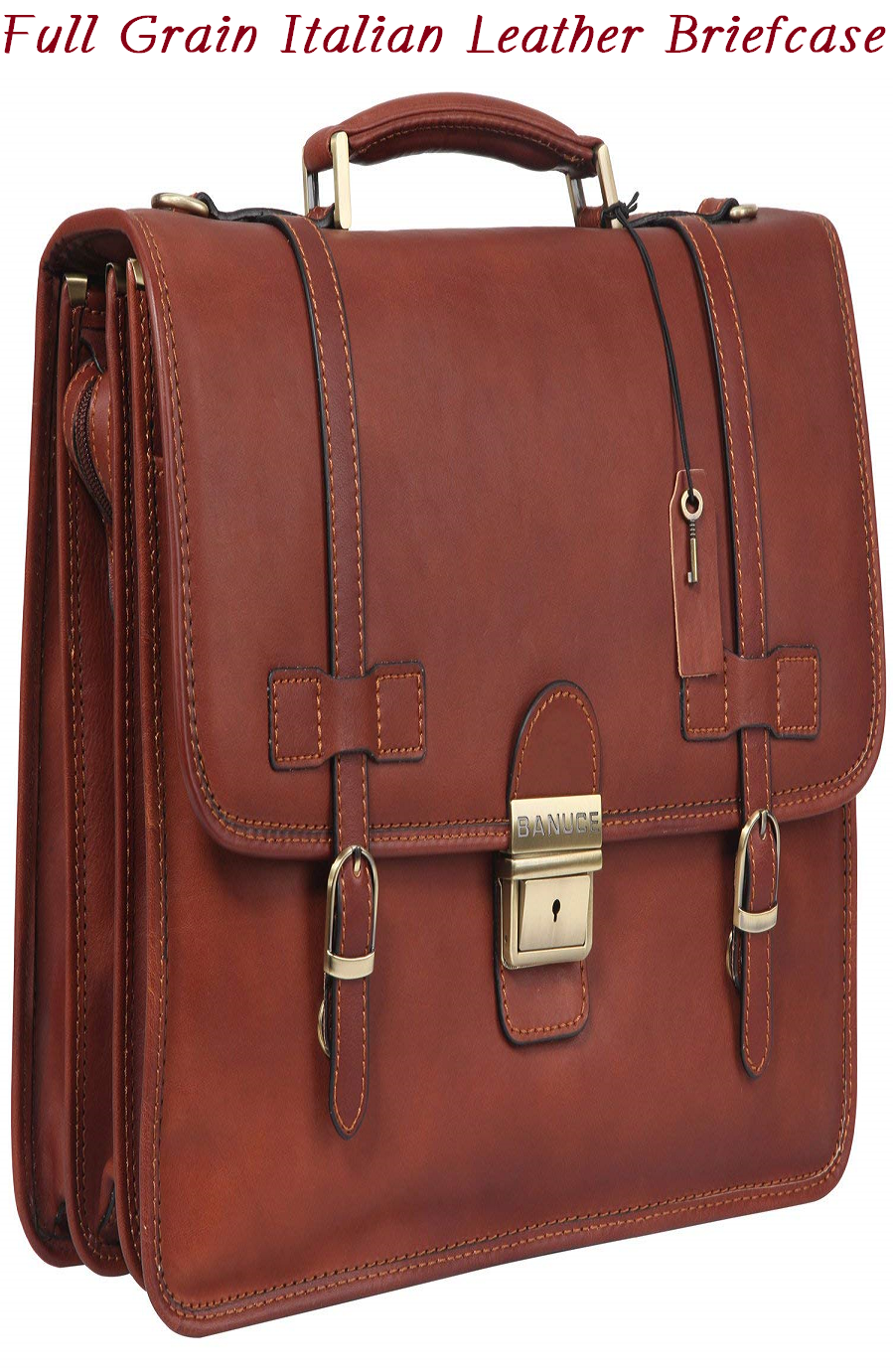 Men's Italian Leather Bag