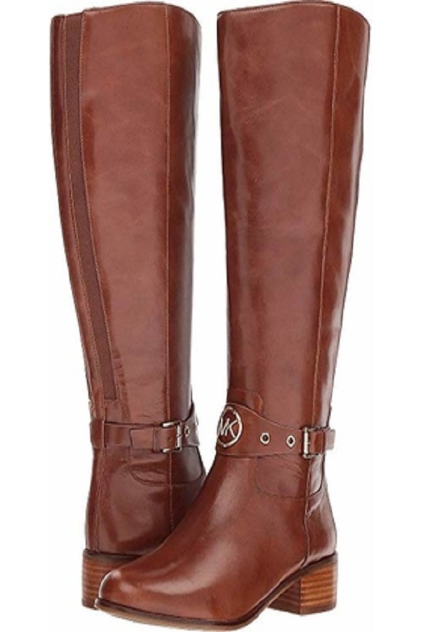 heather wide calf boots